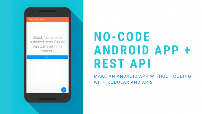 Create Android App Without Coding | Tutorial | Kodular